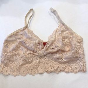 ad44dab3fb Akira Body Suit Lingerie Size Small Nude Pink